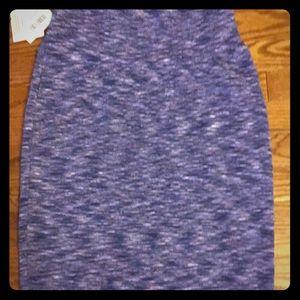 NWT LLR small Cassie skirt